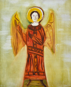 Sir Sidney Robert NOLAN (b.1917; d.1992) - ANGEL