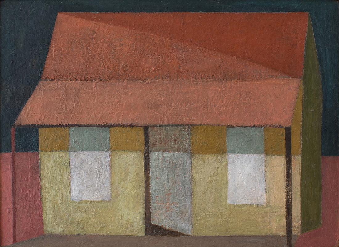 Dorothy Mary BRAUND (b.1926; d.2013) - AUSTRALIAN HOUSE