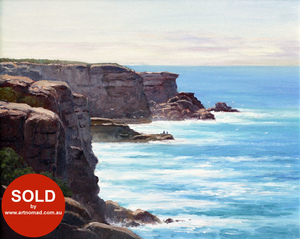 Leonard Hugh LONG O.A.M. (b.1911; d.2013) - BEECROFT HEAD, CURRARONG NSW