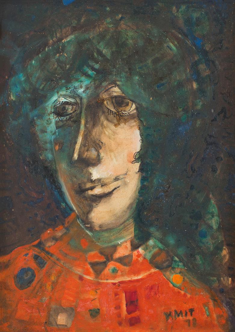 Michael KMIT (b.1910; d.1981) - CASSANDRA