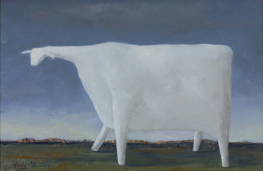 John KELLY (b.1965) - DOBELLS COW (6)