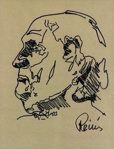 Reinis ZUSTERS O.A.M. (b.1918; d.1999) - DR LLOYD REES