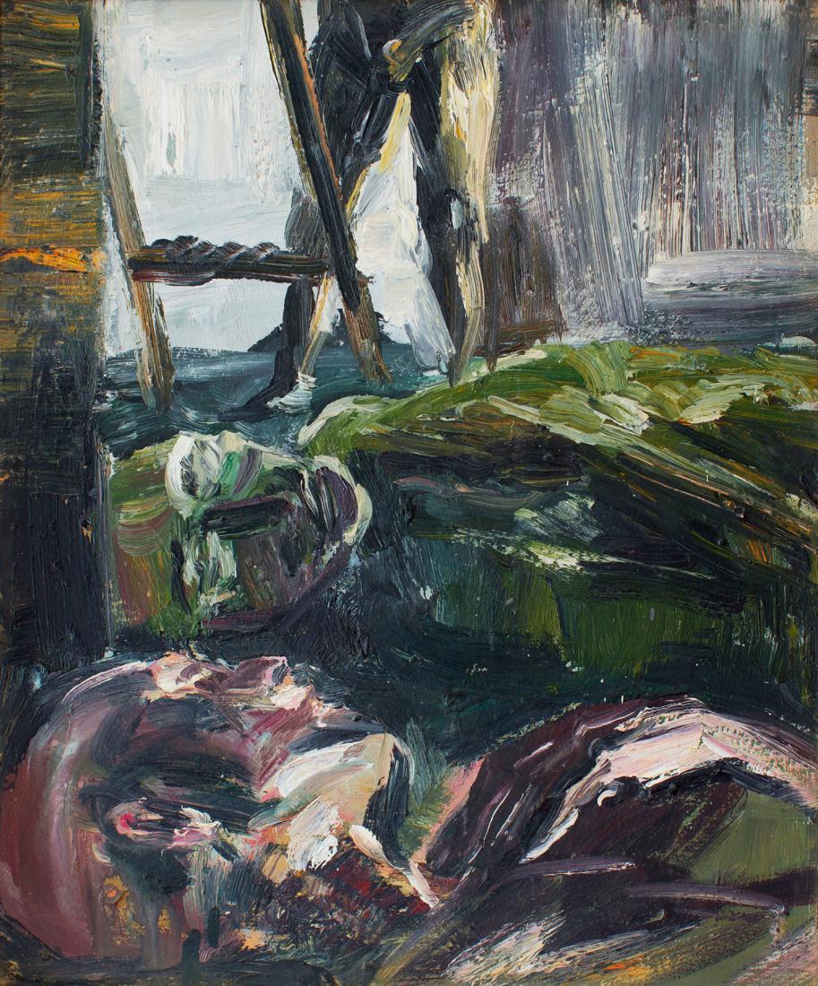 Euan MACLEOD (b.1956) - GEOFF 24