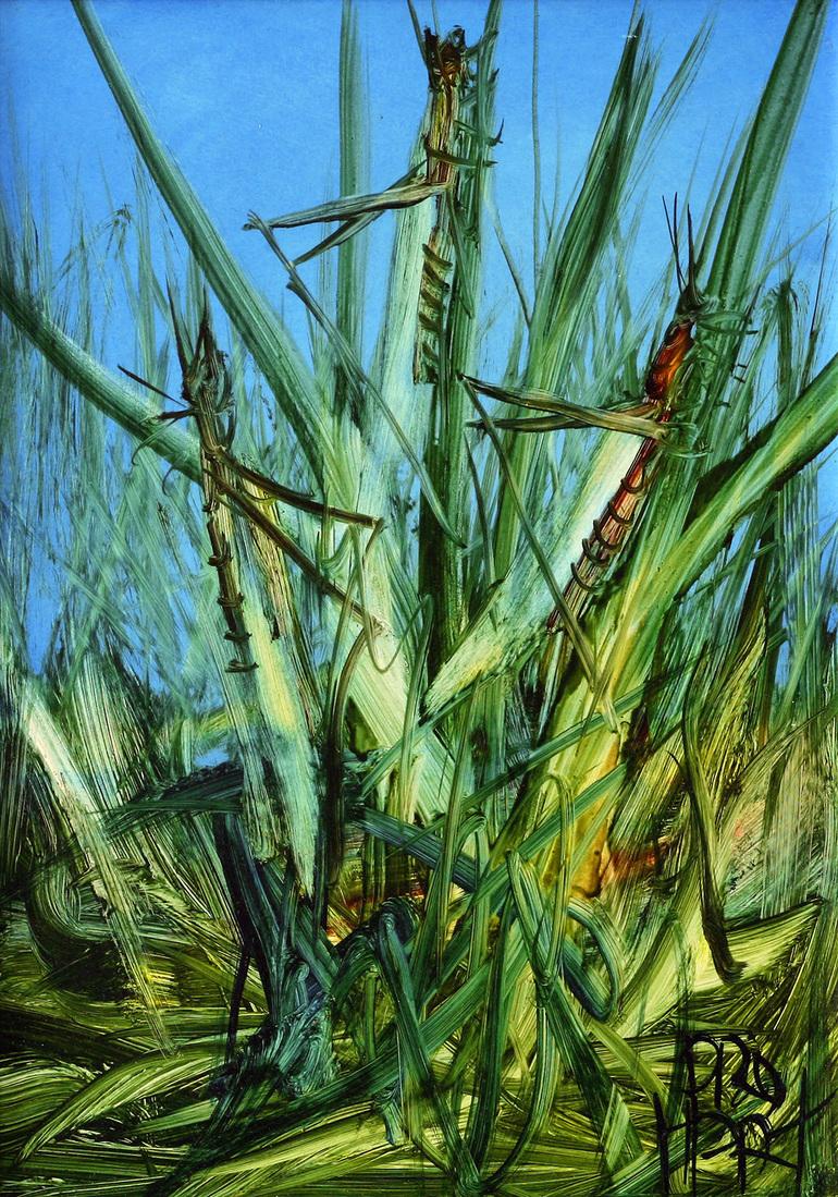 Kevin Charles (Pro) HART (b.1928; d.2006) - GRASSHOPPER 1