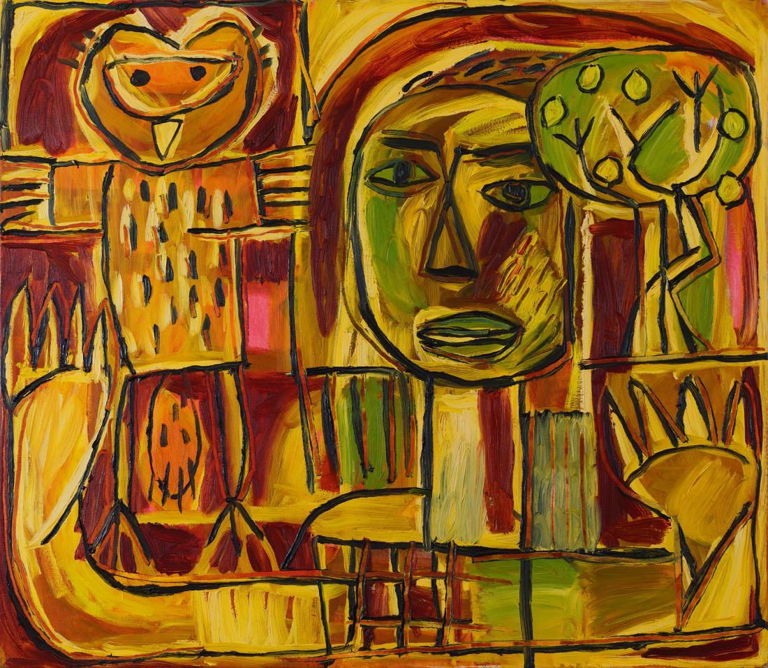 Pasquale GIARDINO (b.1961) - LEMON TREE