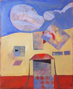 Robert Litchfield JUNIPER A.O. (b.1929; d.2012) - LONELY SIDING