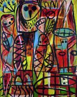 Pasquale GIARDINO (b.1961) - OWL FIGURE