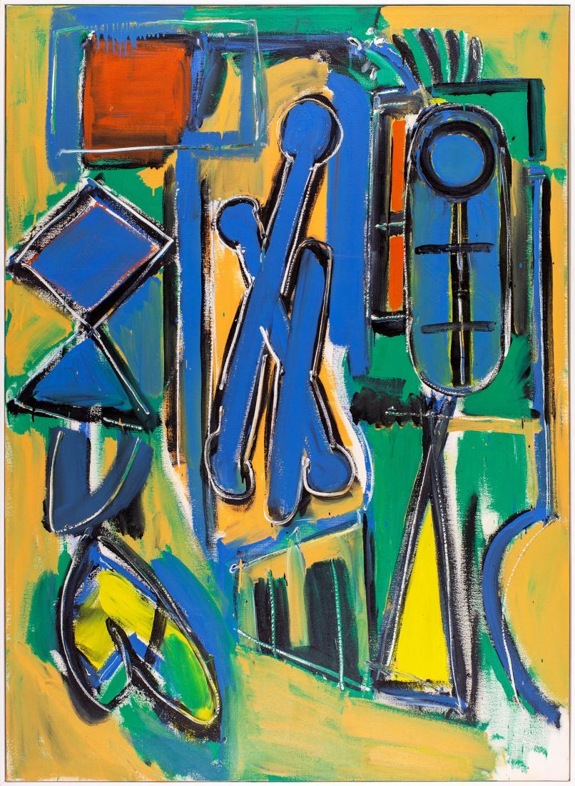 Richard John (Dick) WATKINS (b.1937) - THREE FIGURES