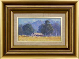 Leonard Hugh LONG O.A.M. (b.1911; d.2013) - VICTORIA VALLEY GRAMPIANS VIC
